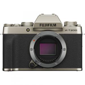 Fujifilm X-T200 Gold Kit Aparat Foto Mirrorless cu obiectiv 15-45mm4
