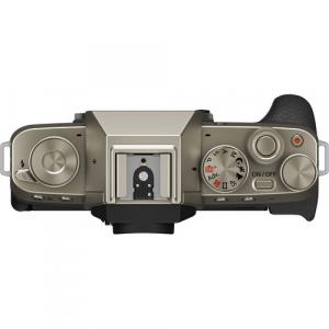 Fujifilm X-T200 Gold Kit Aparat Foto Mirrorless cu obiectiv 15-45mm6
