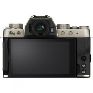 Fujifilm X-T200 Gold Kit Aparat Foto Mirrorless cu obiectiv 15-45mm3