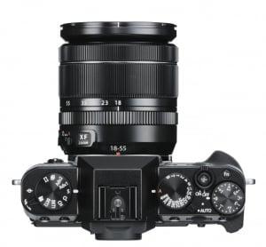 Fujifilm Kit Aparat Foto Mirrorless X-T30 cu Obiectiv 18-55mm2