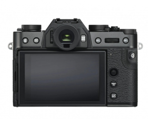 Fujifilm Kit Aparat Foto Mirrorless X-T30 cu Obiectiv Fujinon XF 18-55mm f2.8-4 Negru [3]