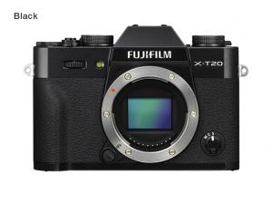 Fujifilm X-T20 Body Aparat Foto Mirrorless 24MP APSC 4K Negru