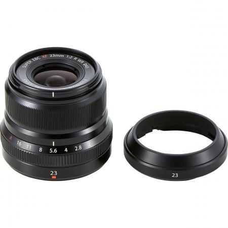 Fujifilm XF Obiectiv Foto Mirrorless 23mm f2 R WR [3]