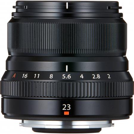 Fujifilm XF Obiectiv Foto Mirrorless 23mm f2 R WR [1]