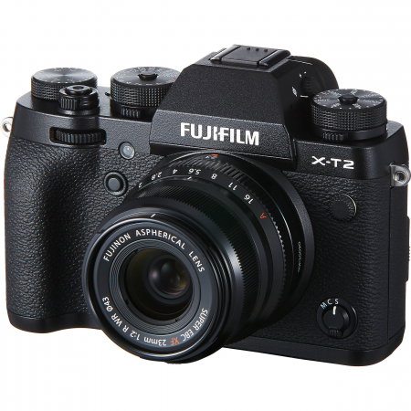 Fujifilm XF Obiectiv Foto Mirrorless 23mm f2 R WR [4]