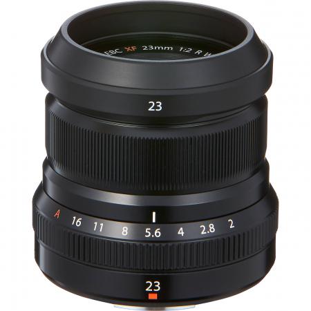 Fujifilm XF Obiectiv Foto Mirrorless 23mm f2 R WR [2]