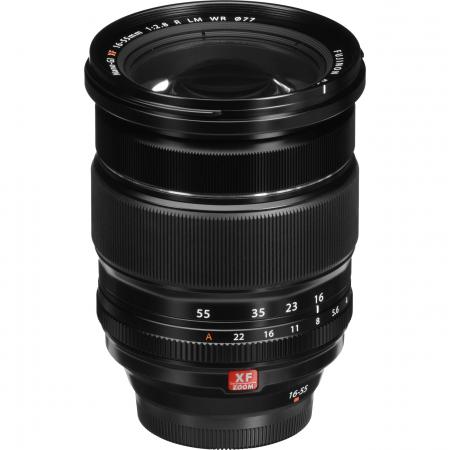 Fujifilm XF Obiectiv Foto Mirrorless 16-55 mm f2.8 R LM WR [2]