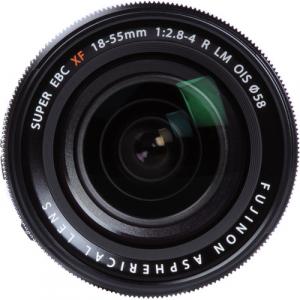 Fujifilm XF 18-55mm Obiectiv Foto Mirrorless f2.8-4 R LM OIS cutie alba1