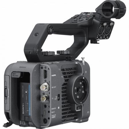 Sony Alpha ILME-FX6 Camera Cinematica Full Frame 4K Body [3]