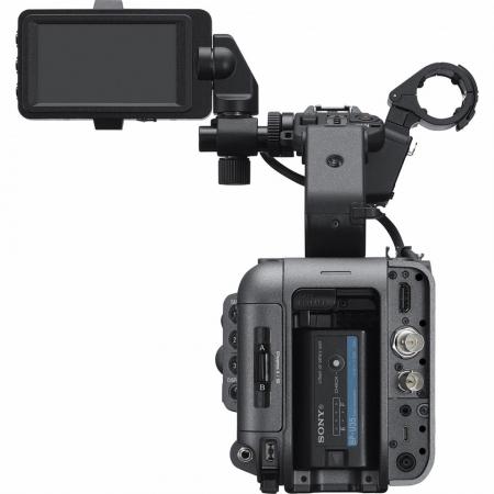 Sony Alpha ILME-FX6 Camera Cinematica Full Frame 4K Body [4]