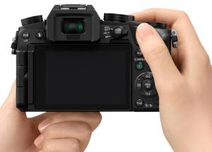 Panasonic Lumix DMC-G7 cu 14-42mm f/3.5-5.6 MEGA OIS Aparat Foto Mirrorless3