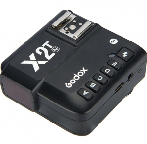 Godox XT2-N TTL Transmitator Wireless dedicat Nikon0