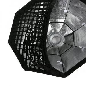 Godox Octobox cu grid montura Bowens 120 cm2