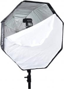 Godox Octobox tip umbrela 120cm montura Bowens