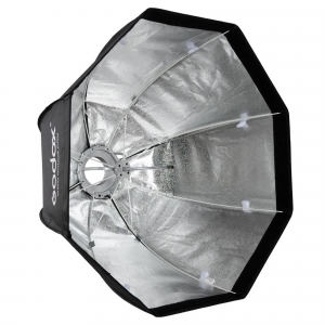 Godox SB-UE120 Softbox tip umbrela cu grid 120cm conector Bowens