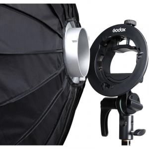 Godox Kit Softbox 80 x 80cm cu adaptor S2 [4]