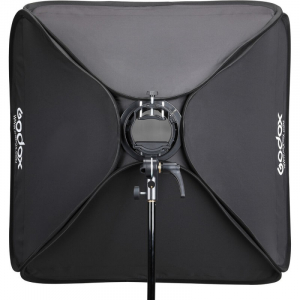 Godox Kit Softbox 80 x 80cm cu adaptor S2 [5]