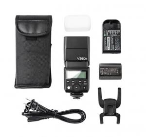 Godox Ving V350CBlitfoto TTL pentru Canon