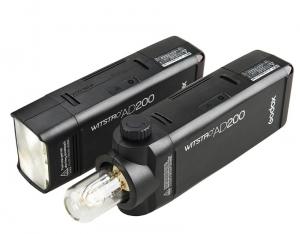 Godox AD200 WISTRO Pocket blit foto portabil 200W2