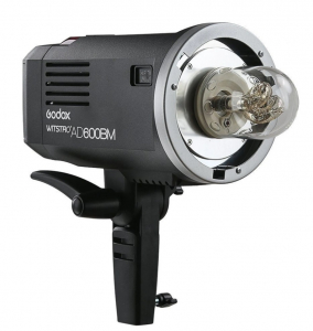 Godox blitz portabil 600WS WISTRO Manual Outdoor3