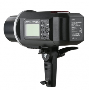 Godox blitz portabil 600WS WISTRO Manual Outdoor6