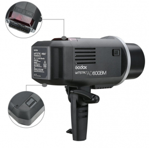 Godox blitz portabil 600WS WISTRO Manual Outdoor7