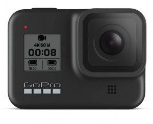 GoPro Hero 8 Black Bundle Camera de Actiune 4K60p 64MicroSD1