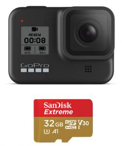 GoPro Camera de Actiune HERO 8 Black 4K60 [0]