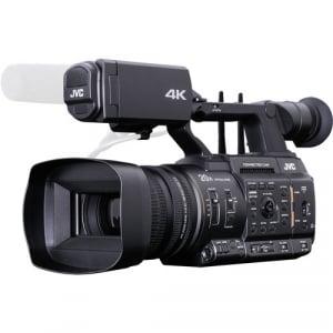JVC Camera live streaming GY-HC550 4K0