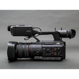 JVC Camera live streaming GY-HC550 4K1
