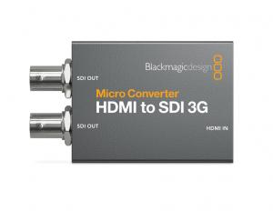 Blackmagic Design Micro Convertor HDMI la SDI 3G cu Alimentare [0]