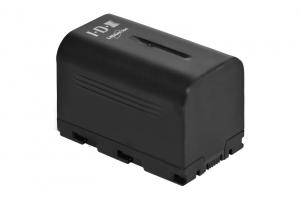 IDX-SSL-JVC50 acumulator original JVC Camcorder video 4900 mAh, Negru [1]
