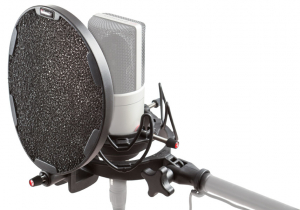 Rycote Shock-Mount de studio universal cu filtru Pop [3]