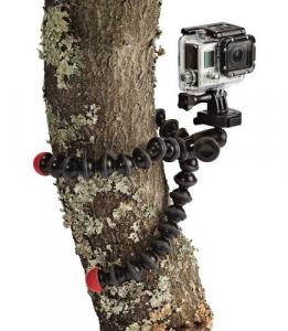 Joby GorillaPod Action Minitrepied flexibil pentru GoPro [5]