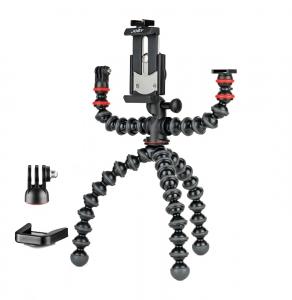 Joby GorillaPod Mobile Rig Kit Vloging pentru smartphone7