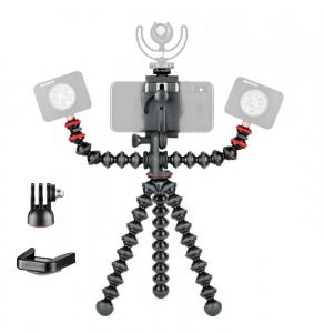 Joby GorillaPod Mobile Rig pentru smartphone0