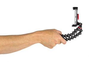 Joby GripTight Action Kit minitrepied flexibil cu telecomanda si microfon2