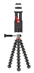 Joby GripTight Action Kit minitrepied flexibil cu telecomanda si microfon8