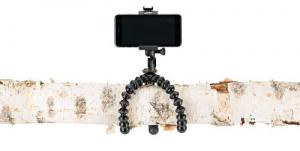 Kit vlogger pentru smartphone cu microfon2