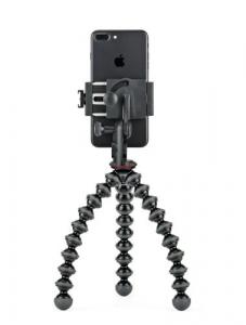 Kit vlogger pentru smartphone cu microfon10