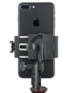 Kit vlogger pentru smartphone cu microfon5