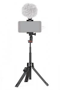 Joby GripTight PRO TelePod Minitrepied telescopic cu telecomanda [1]