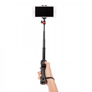 Kit vlogging Telepod pentru smartphone cu telecomanda si lavaliera5