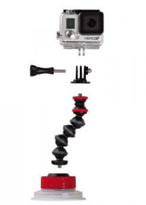 Joby Ventuza cu brat de prindere pentru GoPro [3]
