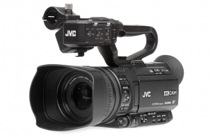 JVC GY-HM250ESB Camera video 4K Live Streaming Sport0