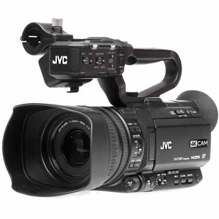 JVC GY-HM180E Camera Video 4K cu obiectiv 12X [0]
