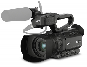 JVC GY-HM250E camera video 4K Live Streaming1