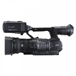JVC GY-HM660E Camera Video Live Streaming HD ENG1