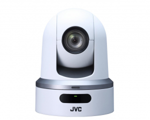 JVC KY-PZ100W Camera video PTZ 360 wireless robotizata alba0