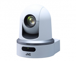 JVC KY-PZ100W Camera video PTZ 360 wireless robotizata alba1